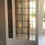 Schuifdeursysteem kast op 1 rail (voor 2 deuren) photo review