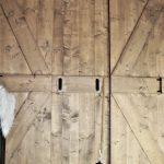 Schuifdeursysteem voor 3 deuren pijl