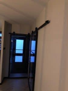 STevige stalen deuren