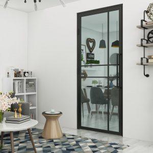 Stalen binnendeur Luxury 3