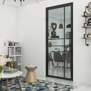 Stalen binnendeur luxury 4